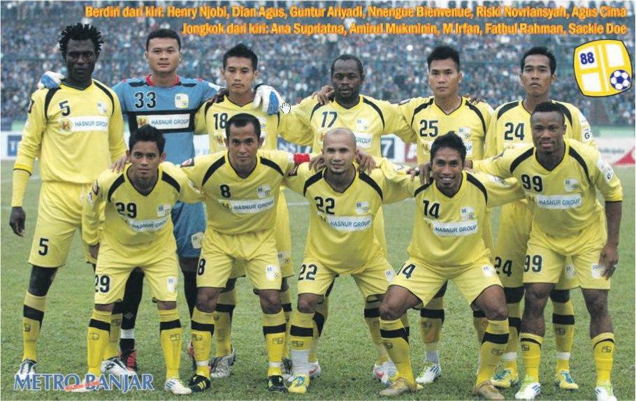 PS Barito Putera Mundur Dari Piala Gubernur Aceh Jatim X 2012