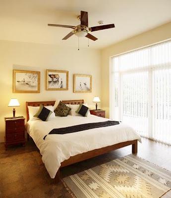 Dise o del dormitorio principal o matrimonial decoracion for Decoracion de dormitorio principal
