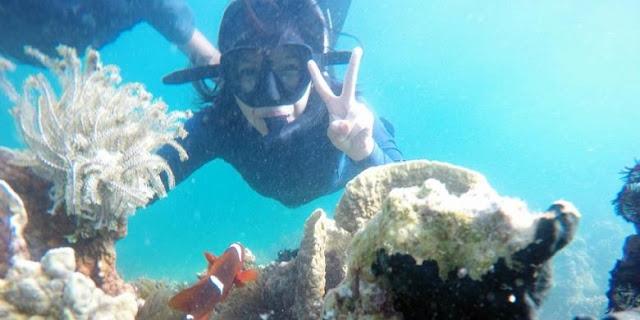 Pulau Beras Basah, Surga Liburan untuk Melarikan Diri