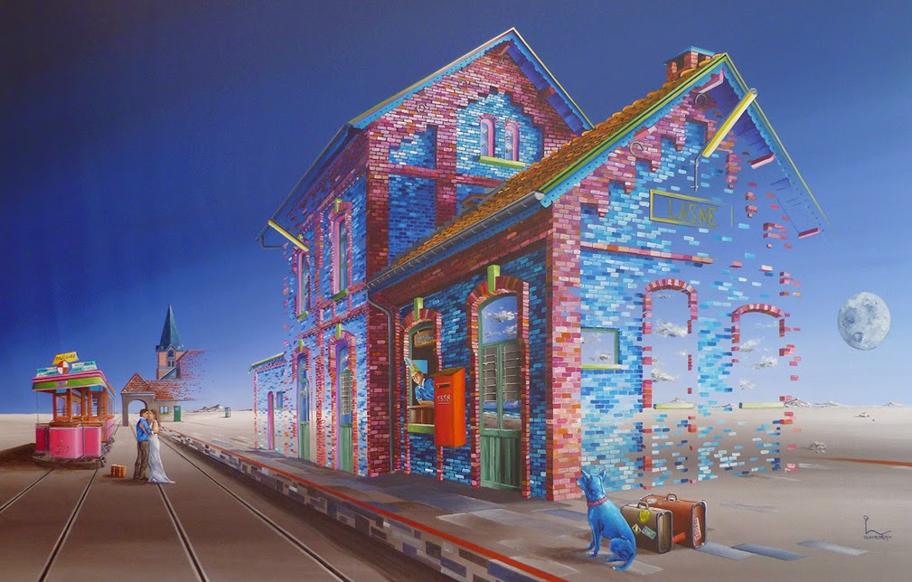 02-Olivier-Lamboray-A-Journey-Through-the-Surreal-World-in-Paintings-www-designstack-co