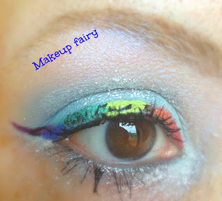 eye_makeup_look_rainbow_cheetah_liner