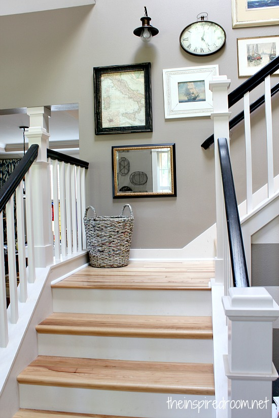 Elzabelz staircase plans - How to paint a stairway wall ...