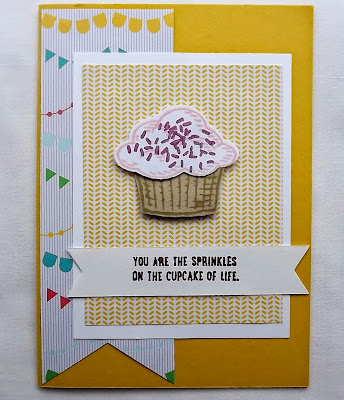 Stampin Up! Sprinkles of Life
