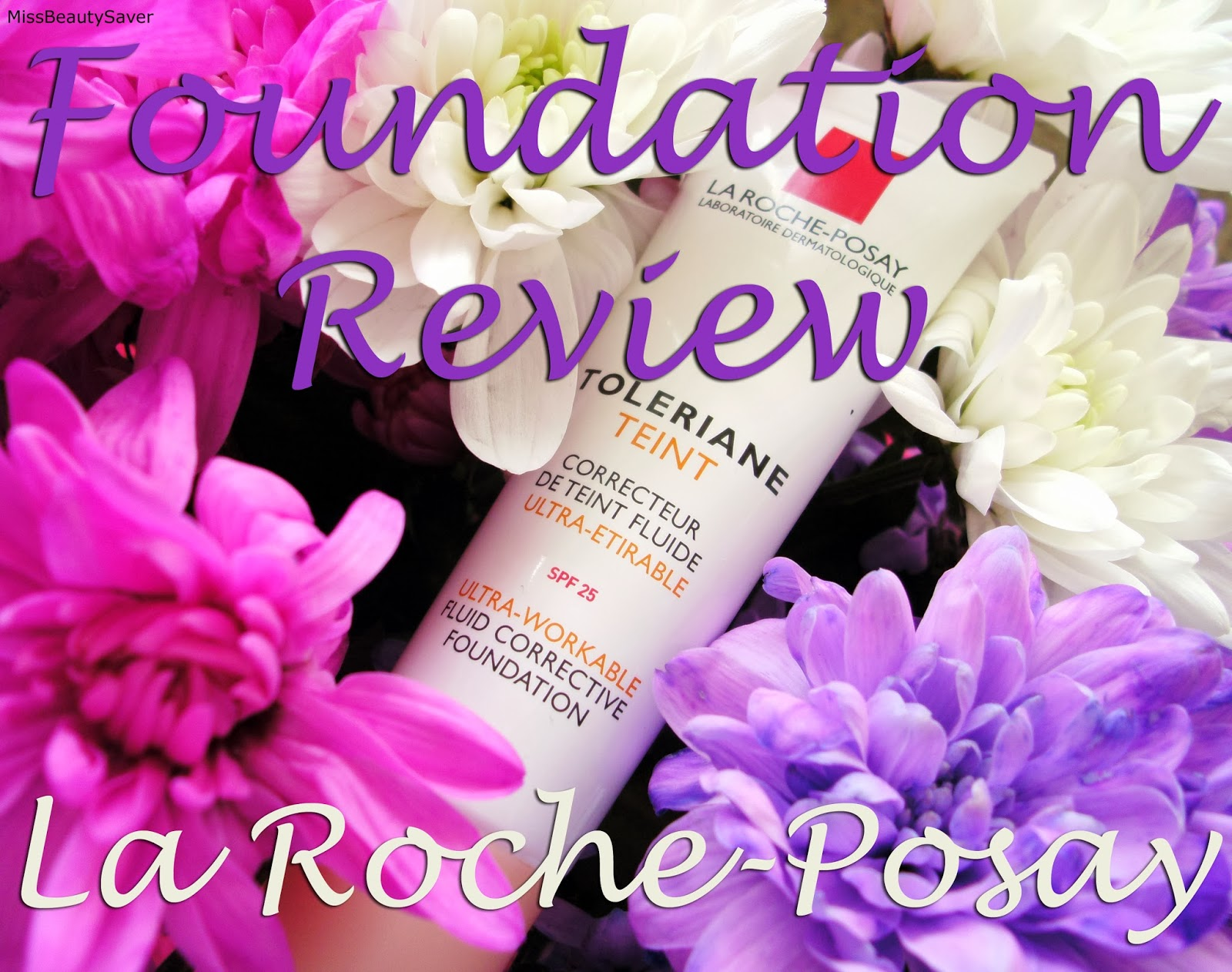 Review La Roche-Posay Toleriane Teint Correcteur De Teint Fluid SPF 25
