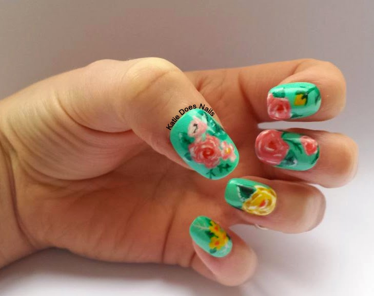Quiz Clothing Nail Art Competition