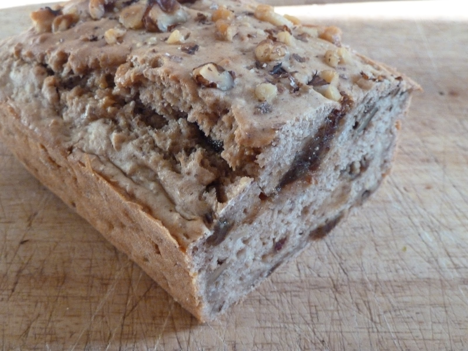 Flicking the vs more flax egg experiments a date with for Granny pottymouth bakes a vegan cake