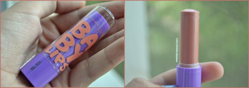Baby Lips, Peach Kiss, Maybelline