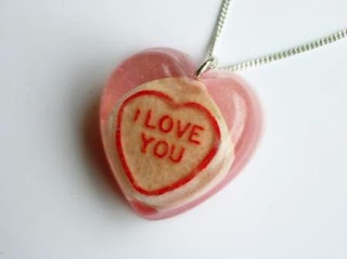 Love Heart Sweet Necklace