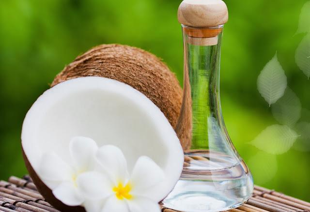 huile de coco et aloe vera