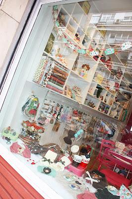 Sweet sixteen craft store en madrid