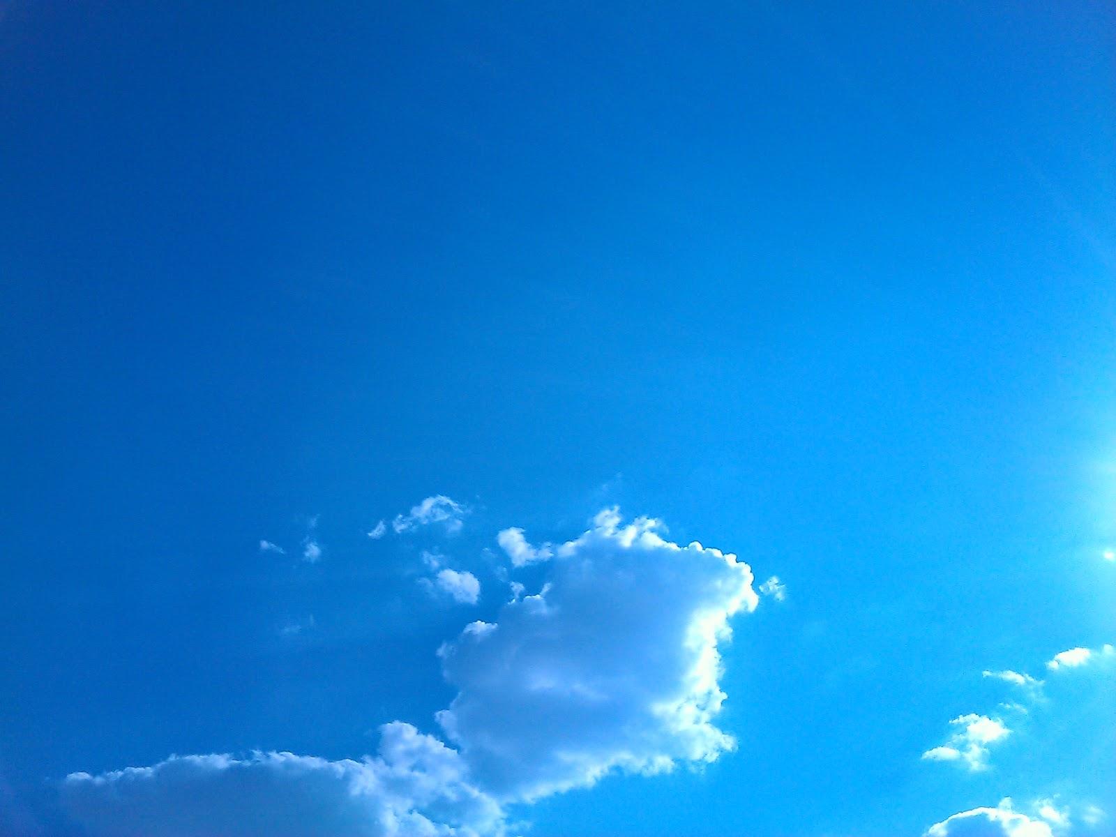نهان گشته درون ابر