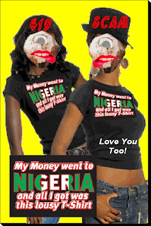 Advise: NEVER send money to Ghana / Africa without a background