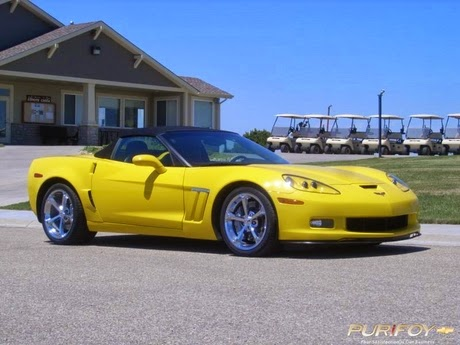Purifoy Chevrolet 2011 Corvette Convertible