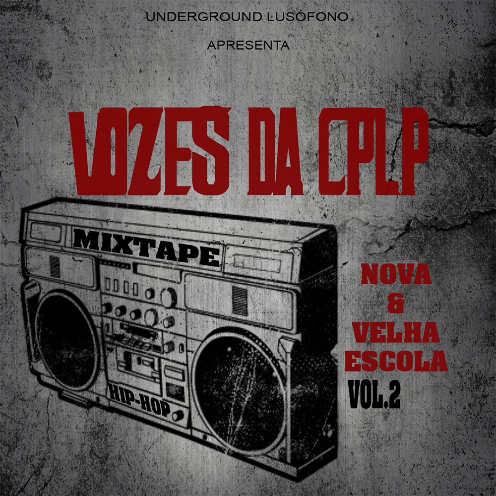 MIXTAPE VOZES DA CPLP VOL. 2