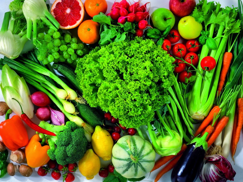 Fruits And Vegetables Wallpapers Desktop Wallpaper