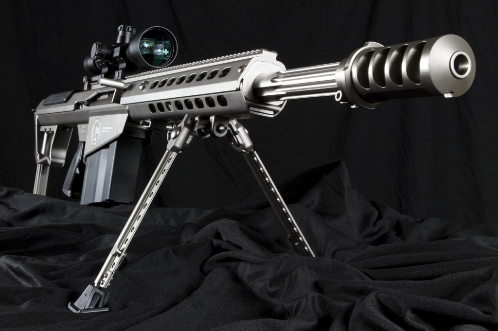 m107 sniper rifle - photo #16