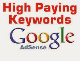 Google Adsense Keywords Top of make Money