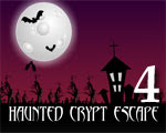 Walkthrough Haunted Crypt Escape 4 Guide