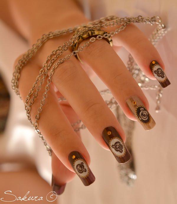Nail Art Decals :