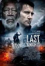 El Último Caballero (2015) DVDRip Latino