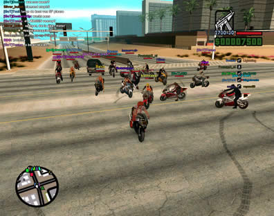 Games online grand theft auto san andreas