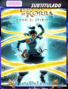 Avatar La Leyenda De Korra Libro 2