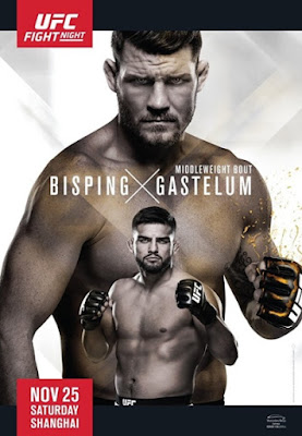 Poster Of UFC Fight Night 122 25th November 2017 HDTV 480P 300MB