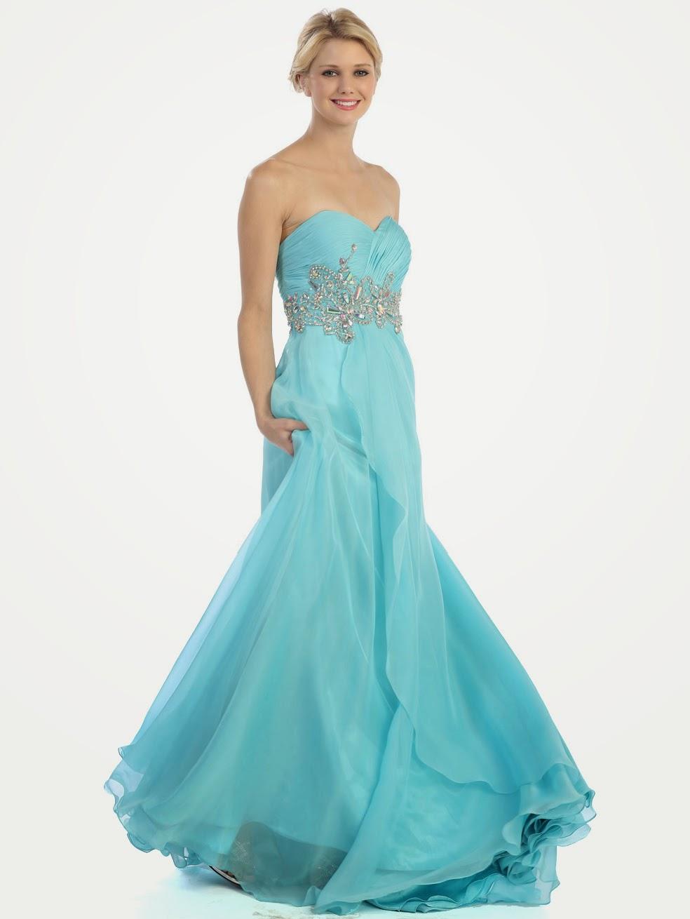 The Perfect Prom Dress - Kimono Dress