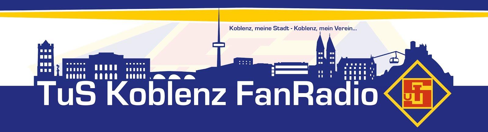 TuS FanRadio – Die Spiele der TuS Koblenz im Livestream