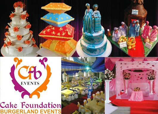 CAKE FOUNDATION