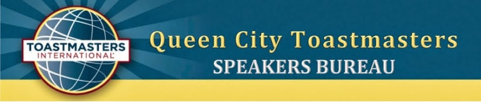 Queen City Toastmasters Speakers Bureau