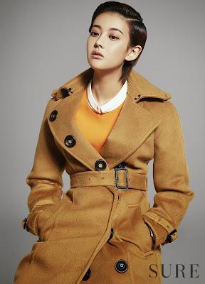 Oh Yeon Seo - Sure Magazine November Issue 2013