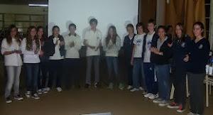 Ganadores 1° Concurso de Deletreo en Inglés