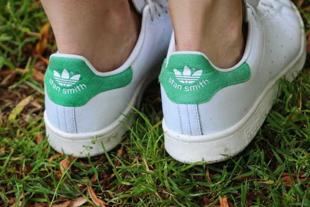 stan smith, adidas, blog mode lille, fashion blogger
