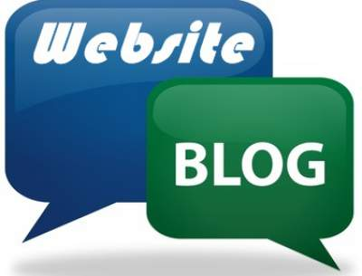 perbedaan antara website dan blog
