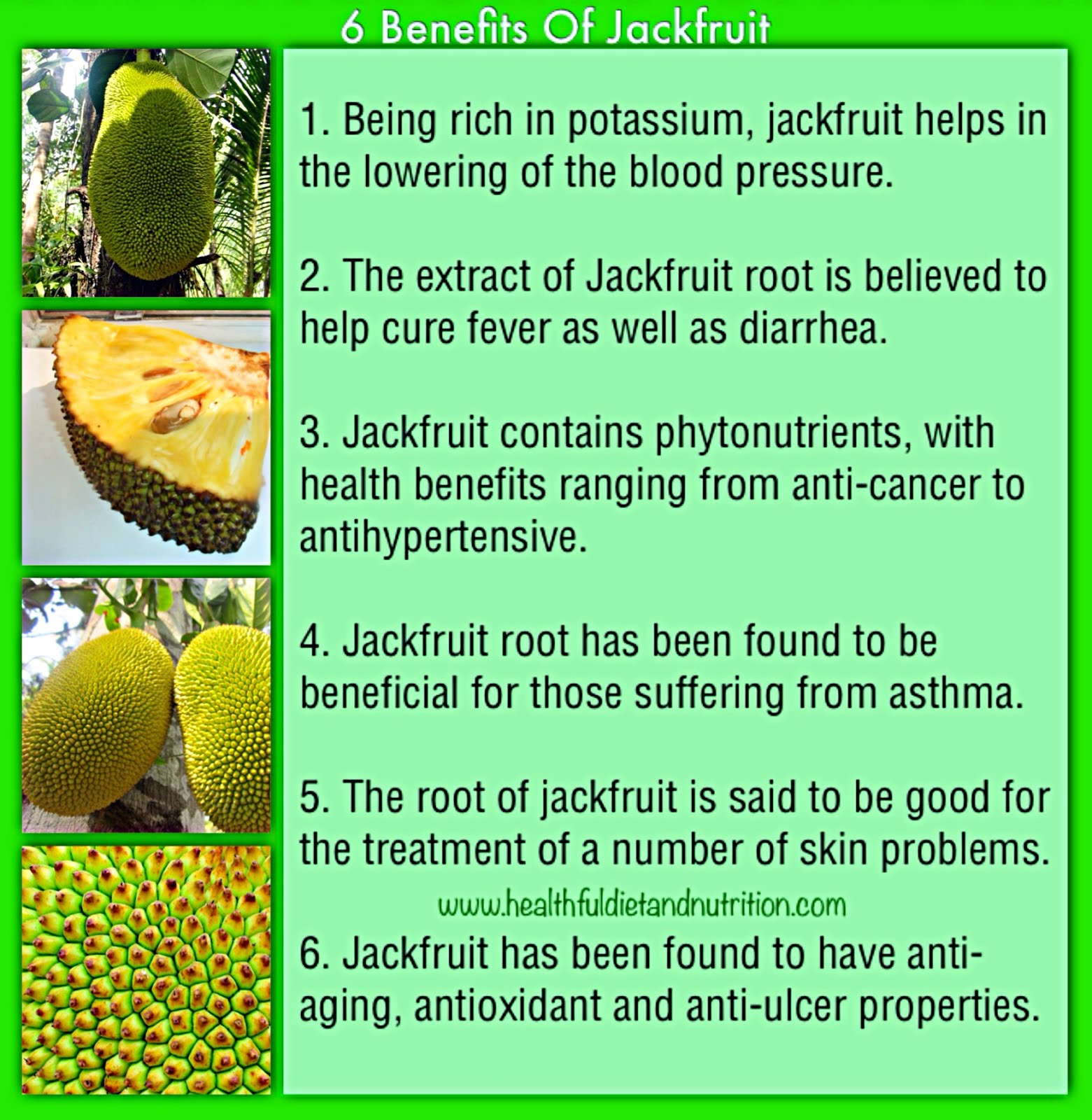 benefits jackfruit