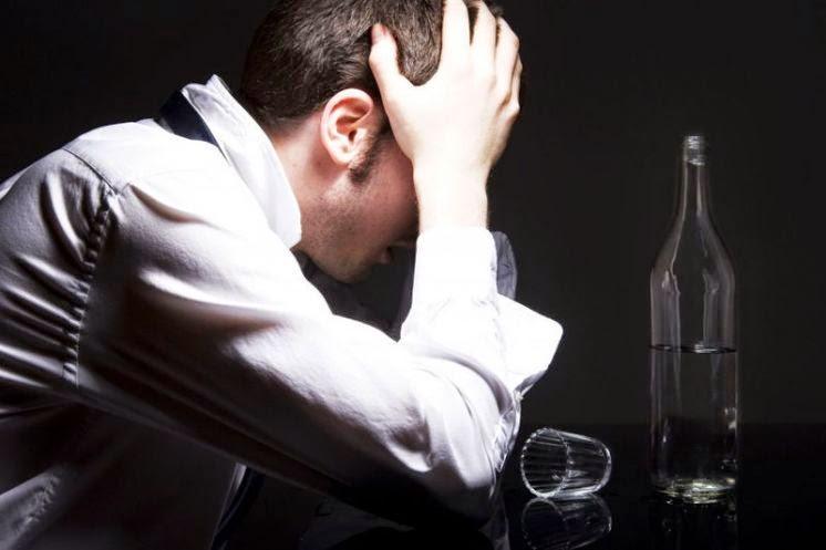Alcoolismo: sinais de abstinência ou dependência