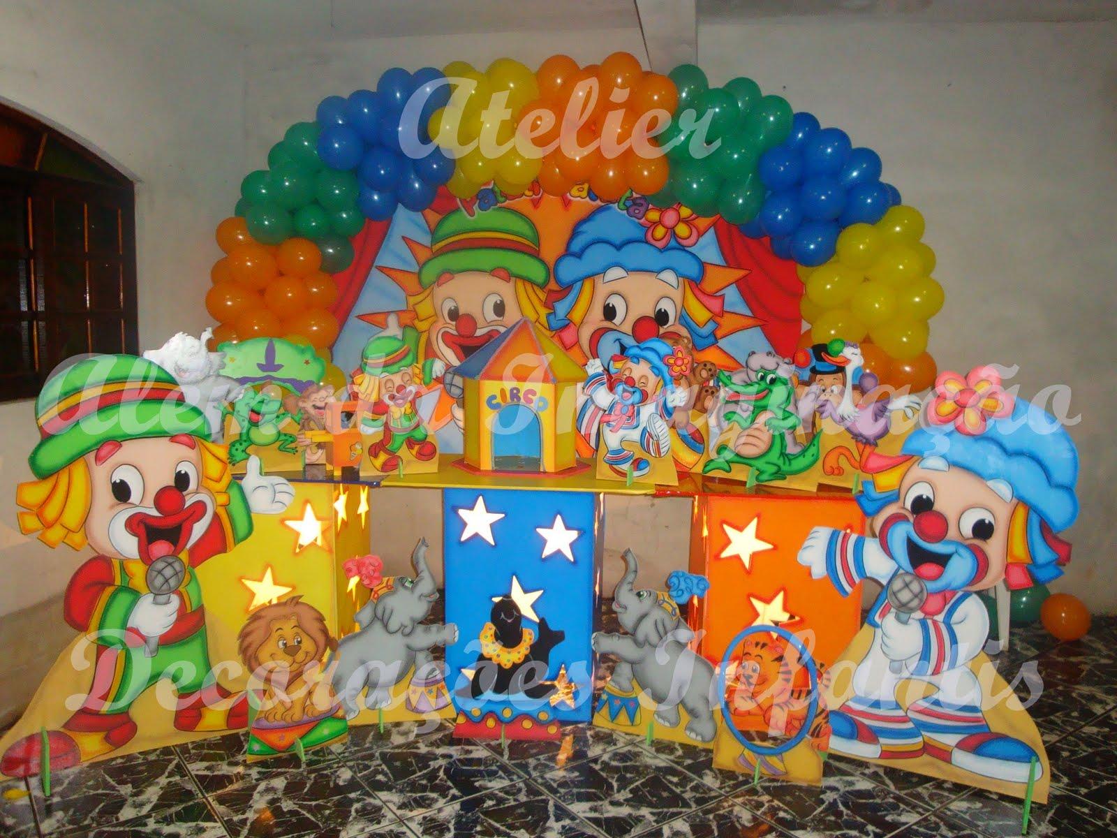 Veja Abaixo Exemplos De  O Fica A Decora    O   O Tema Festa