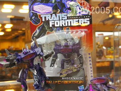 Transformers Generations Shockwave