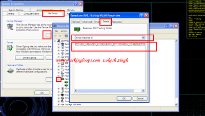 Find drivers for unrecognized hardware in windows