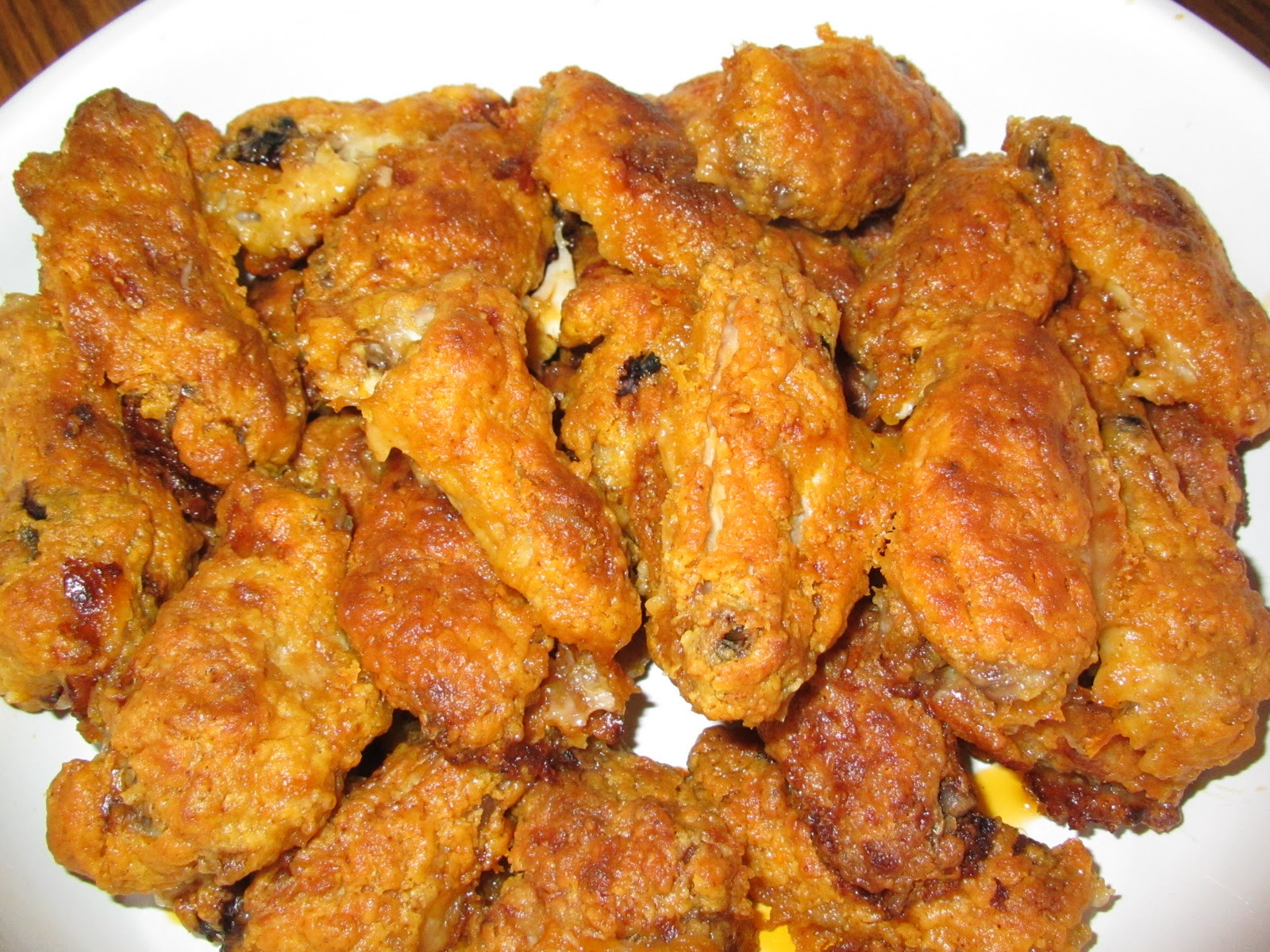 Extraordinary Everyday Baked Buffalo Wings Recipe — Dishmaps