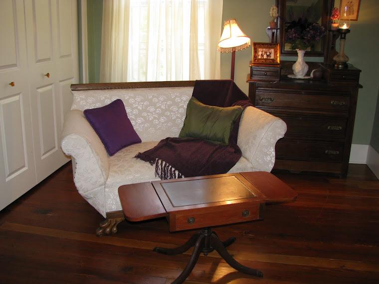 Master Sitting Room