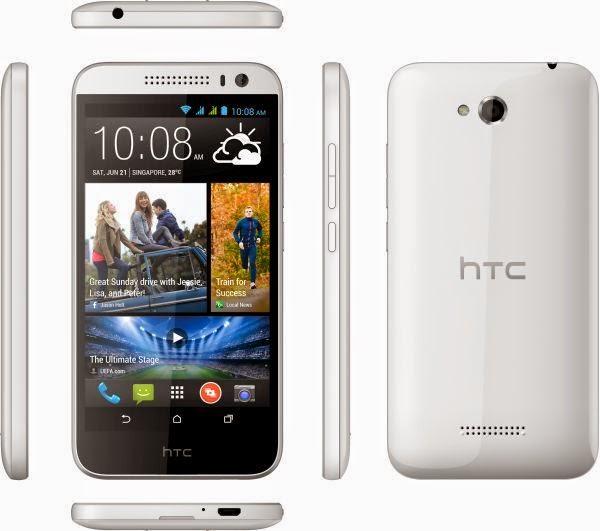 HTC Desire 616 Dual SIM Android Phone Harga Rp 2 Jutaan