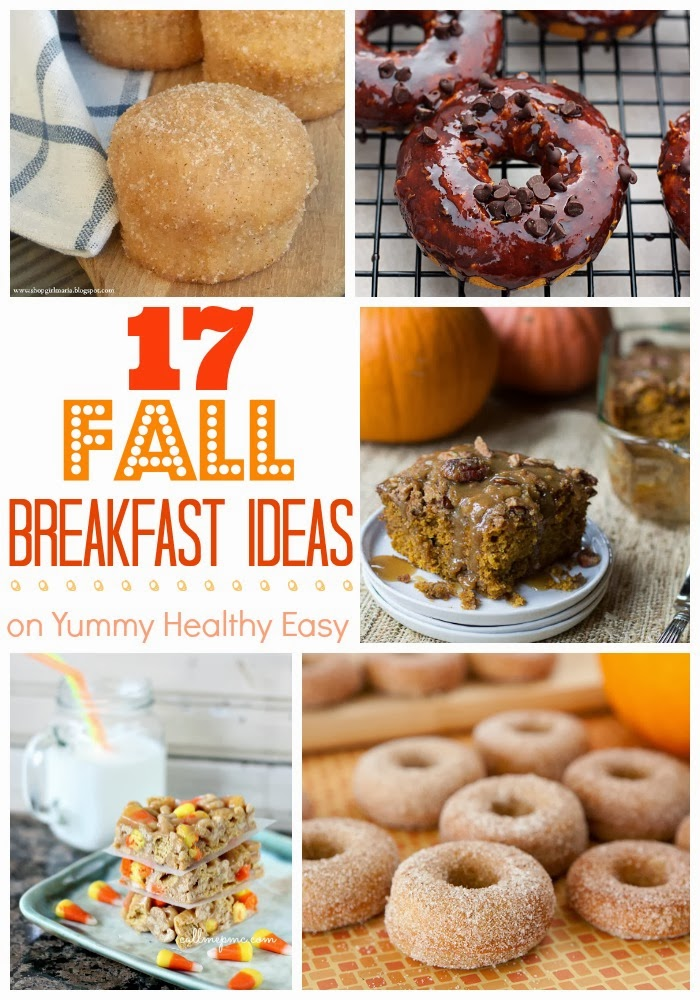 17 Fall Breakfast Recipes Yummy Healthy Easy