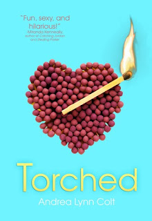 Review of Torched by Andrea Lynn Colt