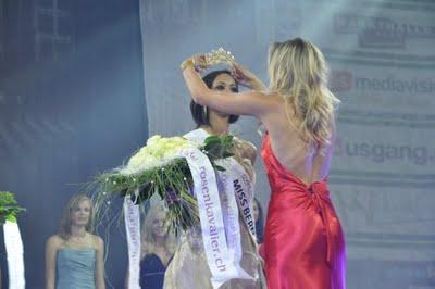 Alina Buchschacher Miss Bern 2011