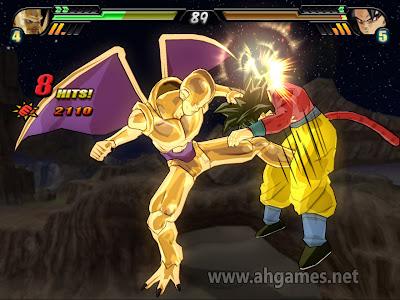 Dragon Ball Z Budokai Tenkaichi 3 screenshots