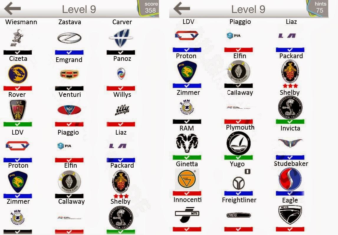 Car Insurance All Car Logos