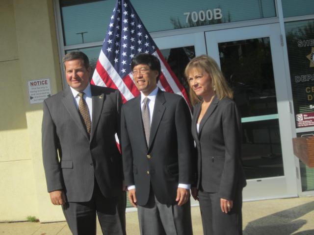 Sacramento County Sheriff, District Attorney Endorse Pan in State Senate Bid