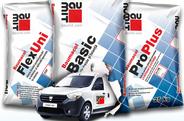 www.baumacol.ro concurs câștigă o Dacia Dokker Van